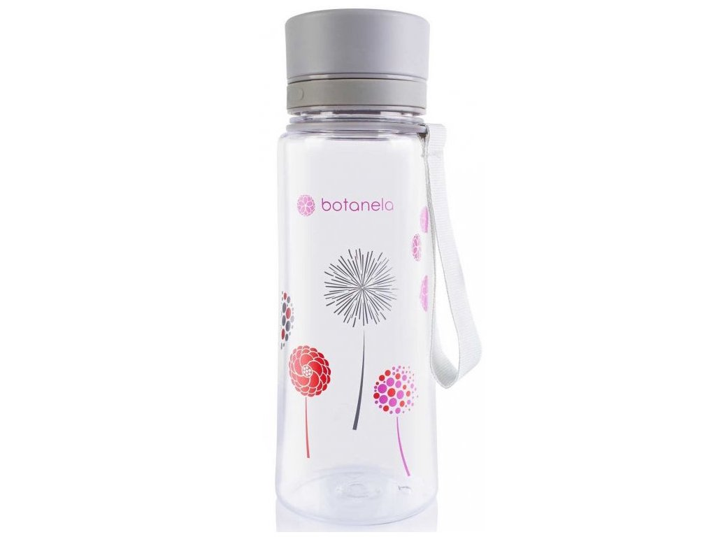 Botanela lahev na pití spring flowers 600 ml