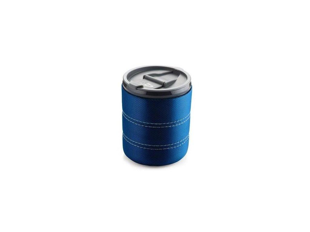GSI - outdoorový hrnek Infinity Backpacker Mug 500 ml clear blue