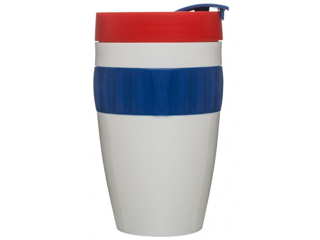 Sagaform termohrnek To Go mug 400 ml bílý