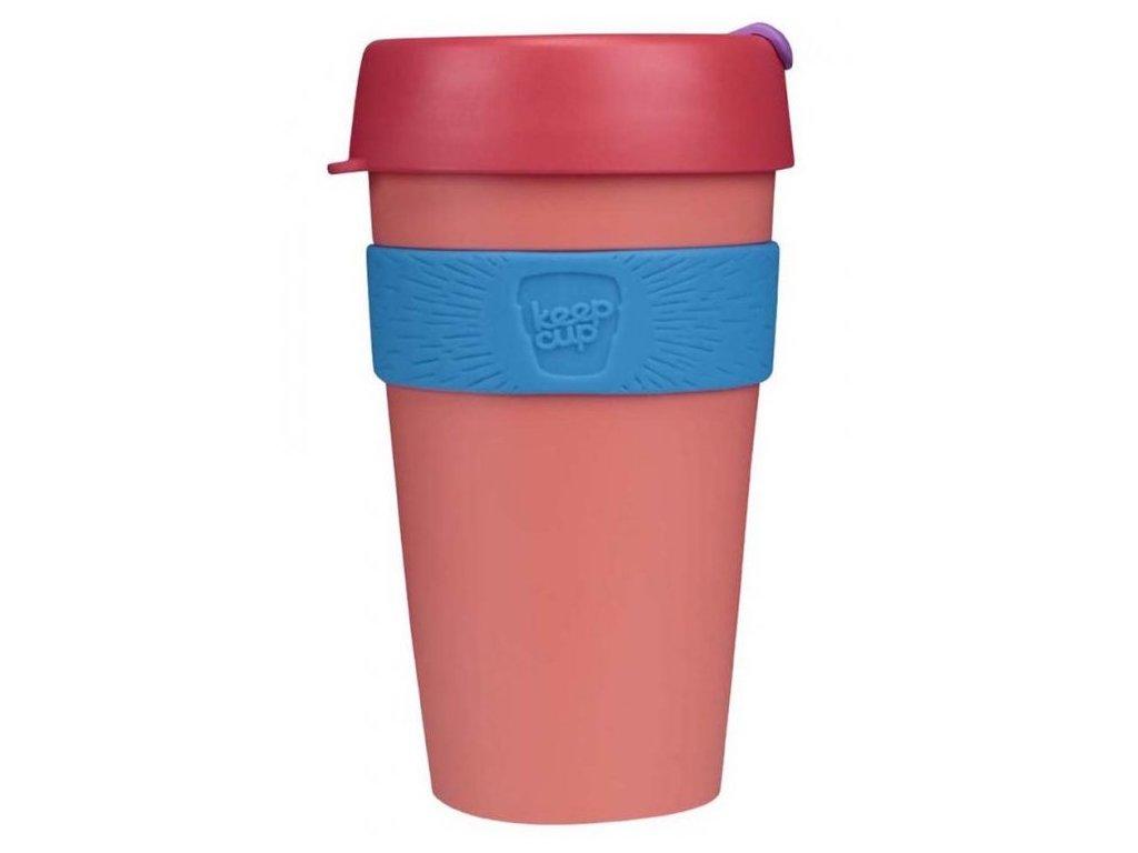 KeepCup - designový cestovní hrnek Tea Rose Large
