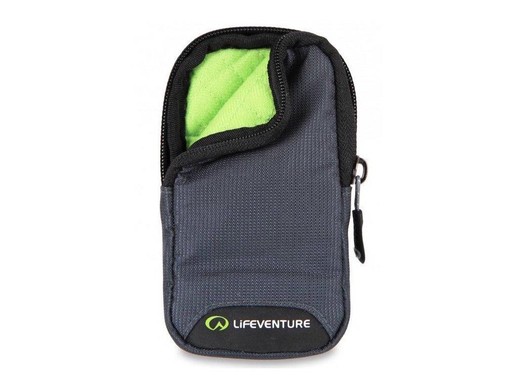 Lifeventure RFiD Phone Wallet Gray - bezpečnostní kapsička na telefon šedá