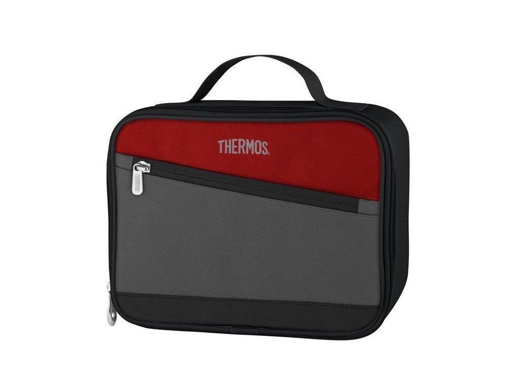 Thermos - termotaška na oběd či svačinu 2,8l červená
