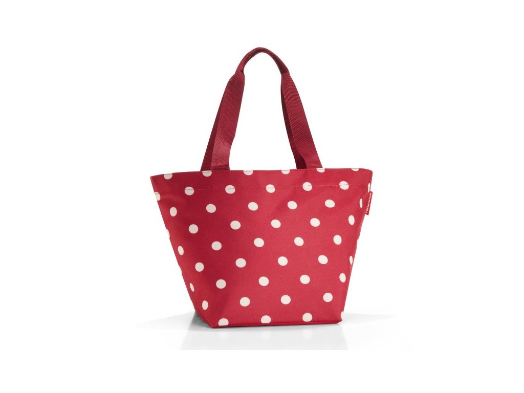 Reisenthel - taška Shopper M  Ruby dots