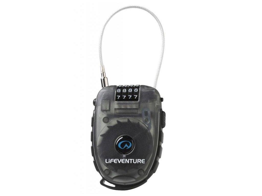 LifeVenture - zámek Cable Lock
