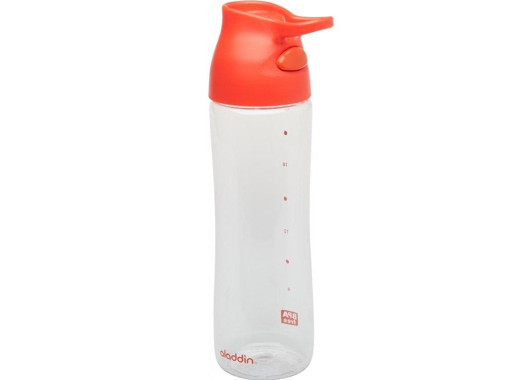 Aladdin - sportovní láhev na pití do 1 ruky 700 ml červená