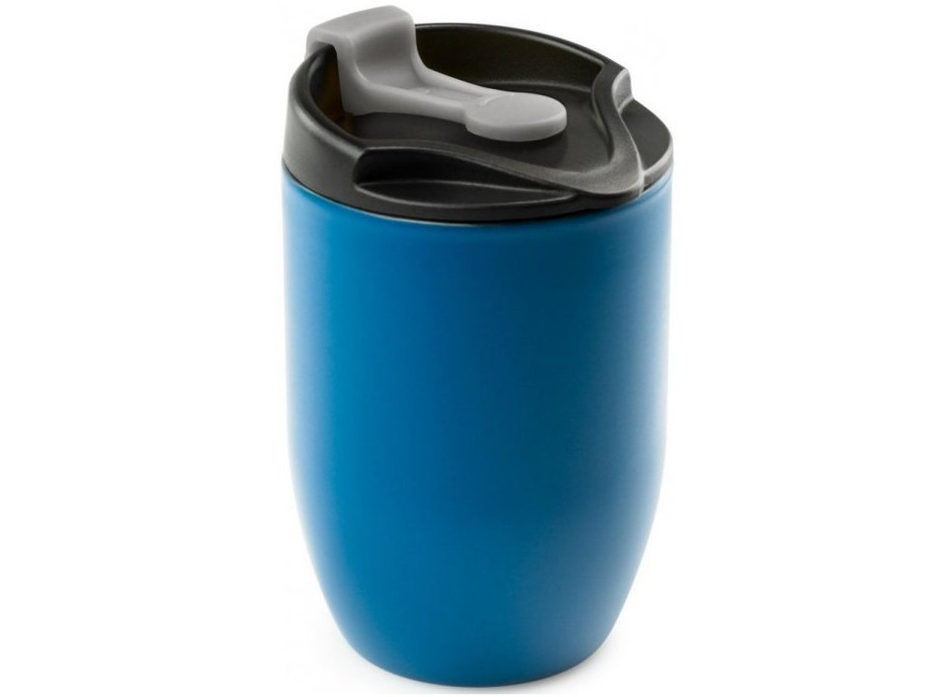 GSI nerezový termohrnek Doppio Commuter Mug 237 ml modrý