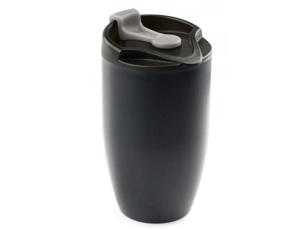 GSI nerezový termohrnek Doppio Commuter Mug 237 ml černý