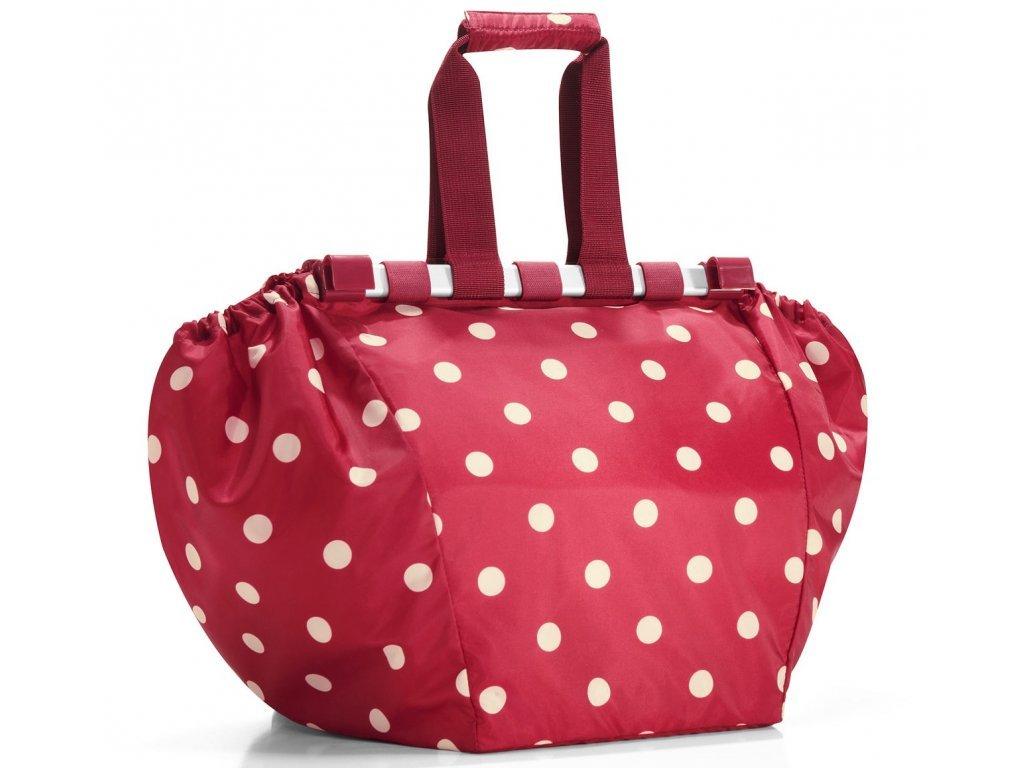 Reisenthel - nákupní taška Easyshoppingbag ruby dots