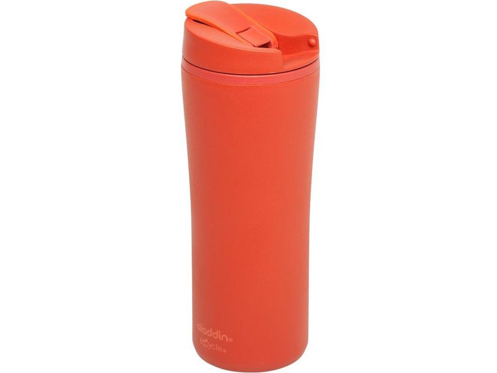 Aladdin - termohrnek Recycled & Recyclable Flip-Seal 350 ml červený