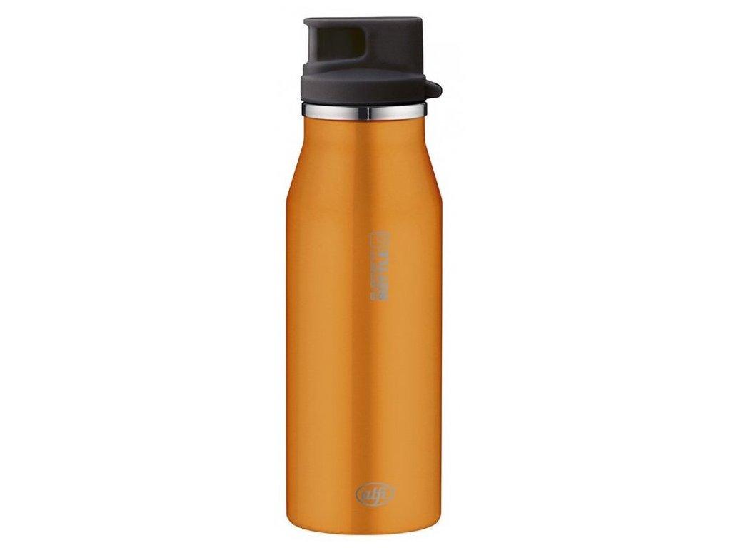 Alfi - nerezová lahev na pití orange 600 ml
