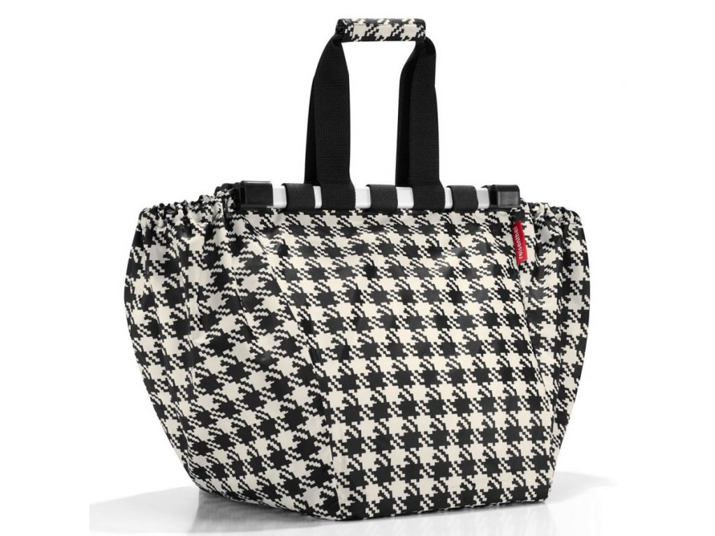 Reisenthel - nákupní taška Easyshoppingbag fifties black