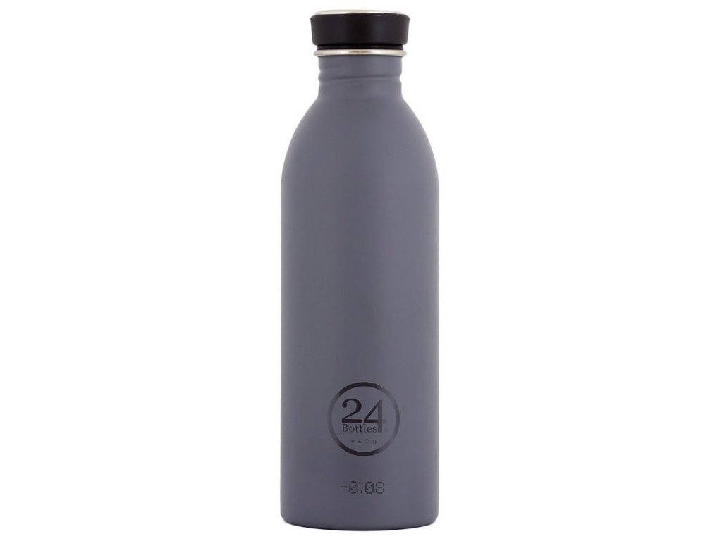 24Bottles - nerezová lahev Urban Bottle 500 ml Grey