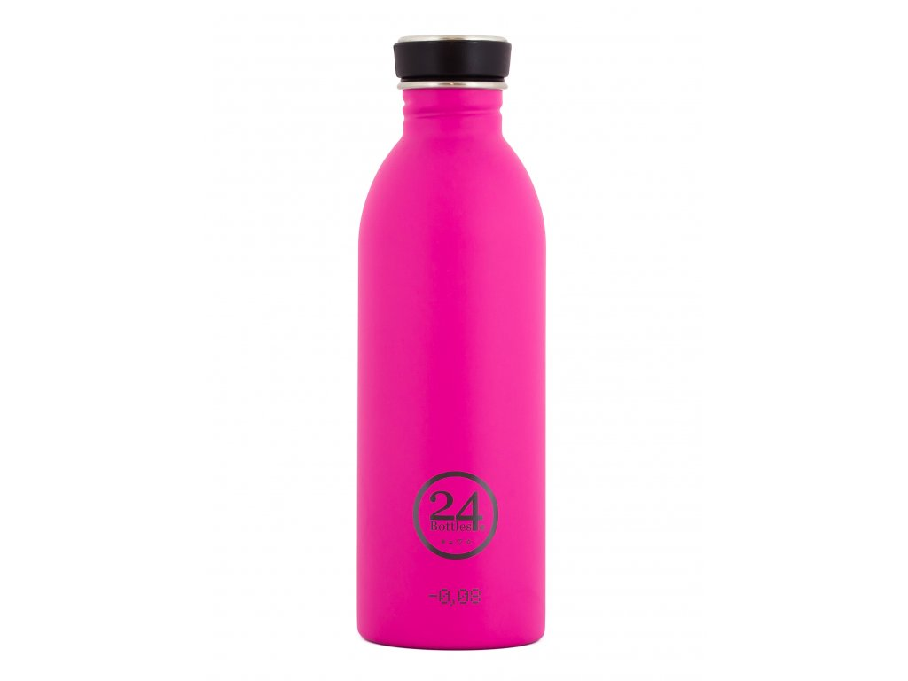 24Bottles - nerezová lahev Urban Bottle 500 ml Pink