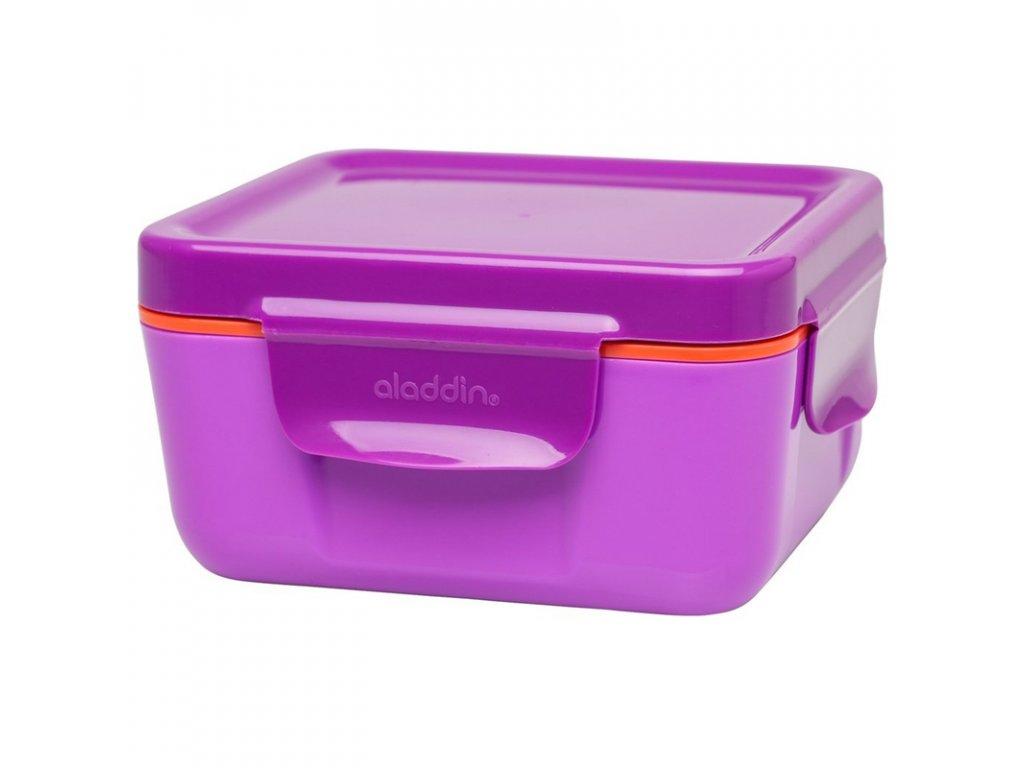Aladdin - termobox na jídlo 470 ml fialový