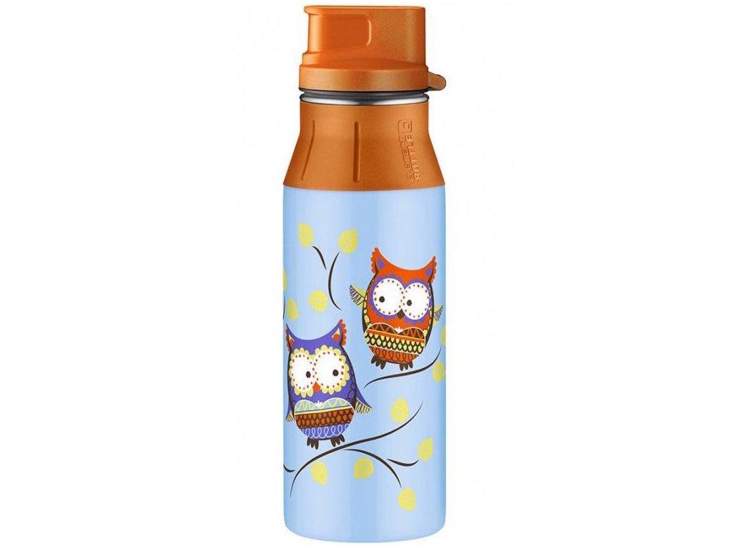 Alfi - nerezová lahev na pití II Owl 600 ml