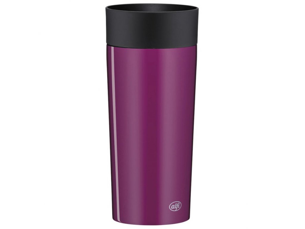 Alfi - termohrnek TRAVEL PLUS cassis 350 ml