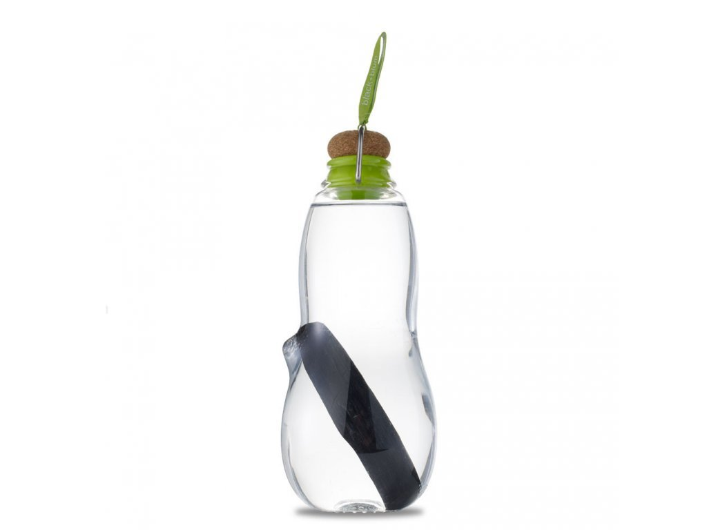 BLACK BLUM filtrační láhev na vodu Eau Good 800 ml zelené poutko