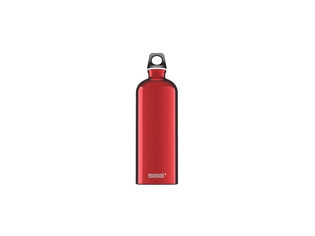 Lahev SIGG Traveller Red 1000 ml