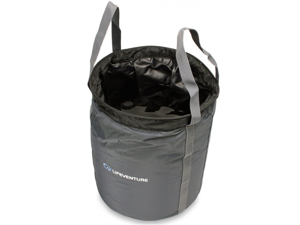 Lifeventure vak na vodu Collapsible Bucket 15l