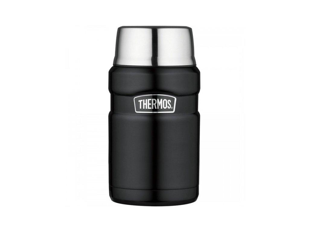 Thermos - termoska na jídlo 710 ml matně černá
