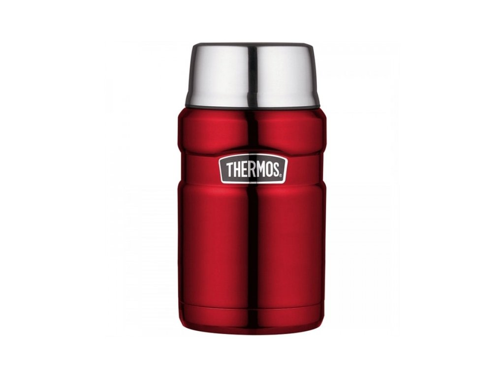 Thermos - termoska na jídlo 710 ml červená