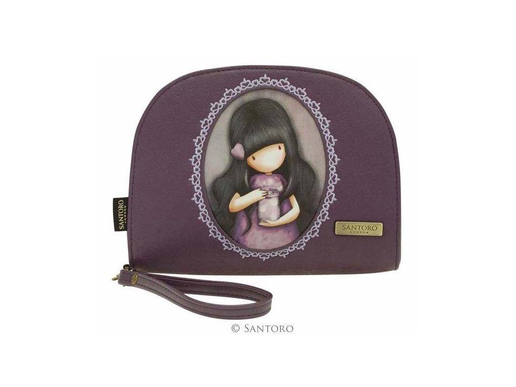 Santoro - taška Embossed Clutch Bag - We Can All Shine