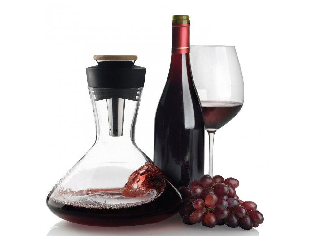 XDDESIGN - karafa AERATO na červené víno 750 ml