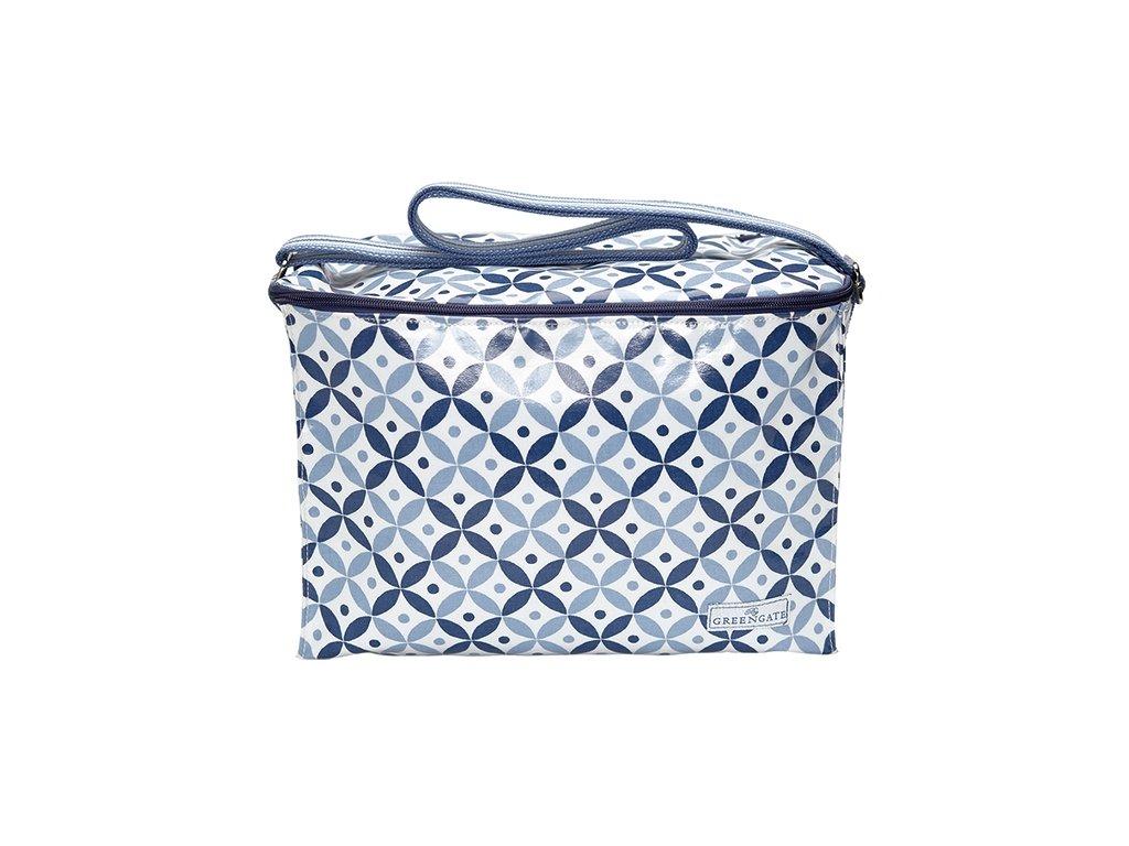Green Gate chladící taška Noa indigo