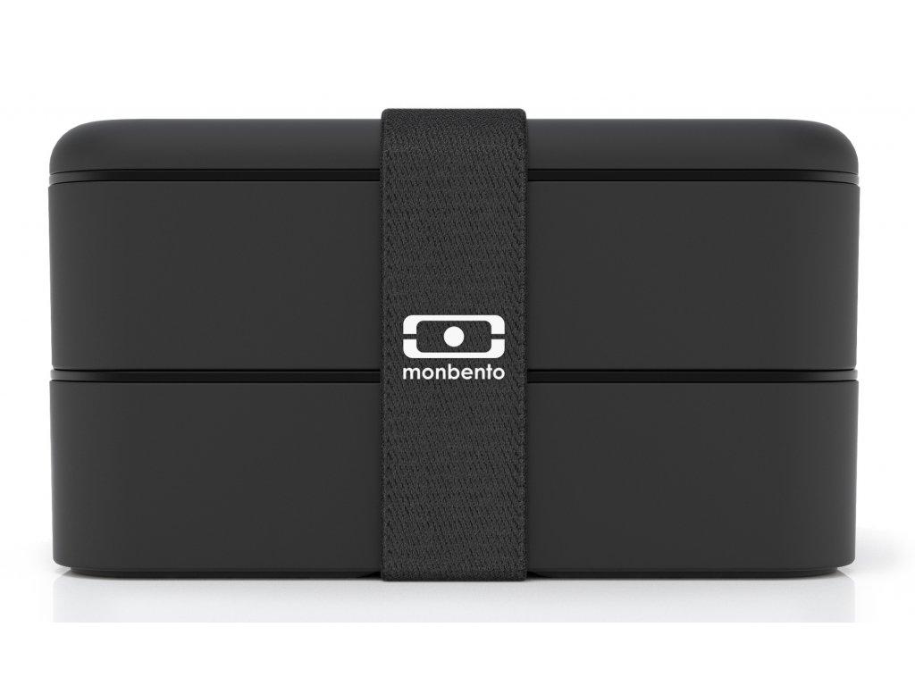 Monbento Bento box na jídlo MB Original black 1