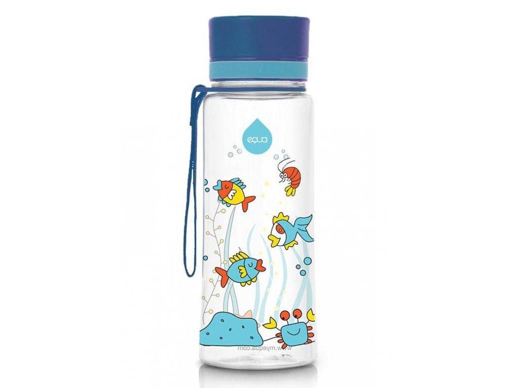 Dětské lahve Equa s rybkami