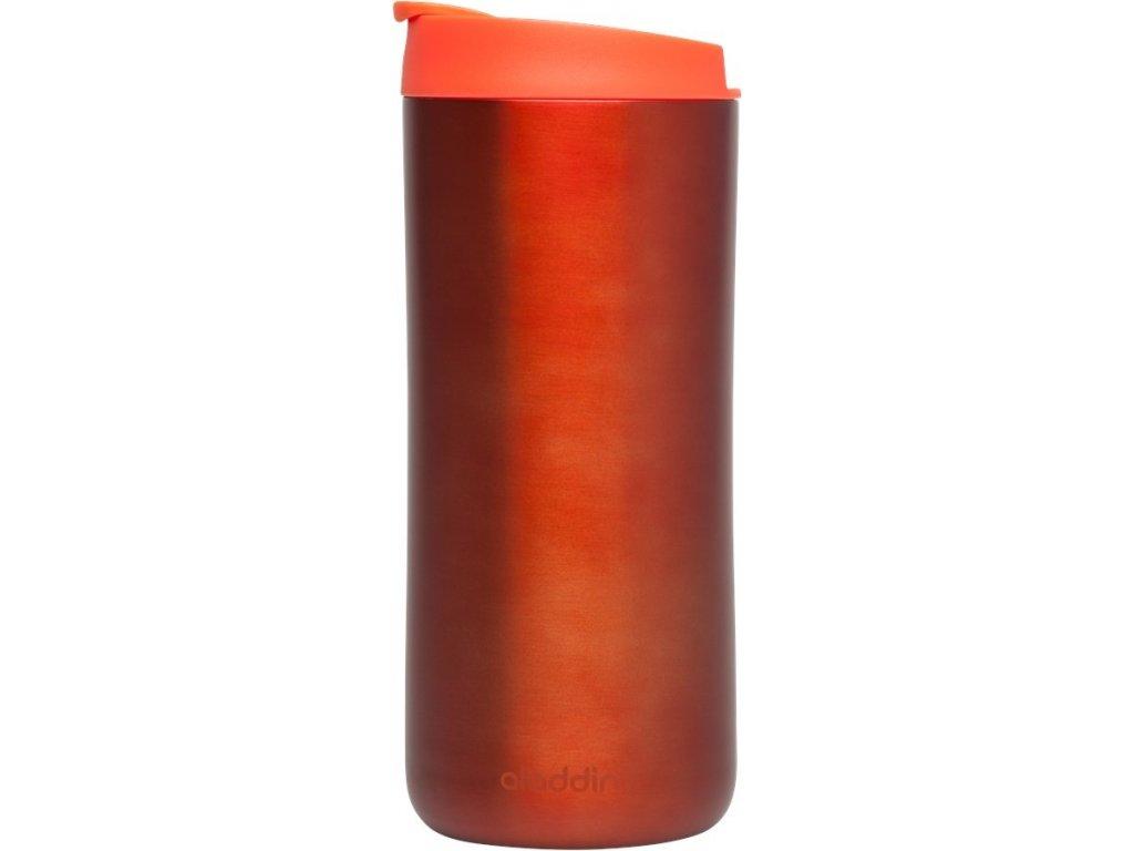 Aladdin - nerezový termohrnek Flip-Seal 0,35l červený