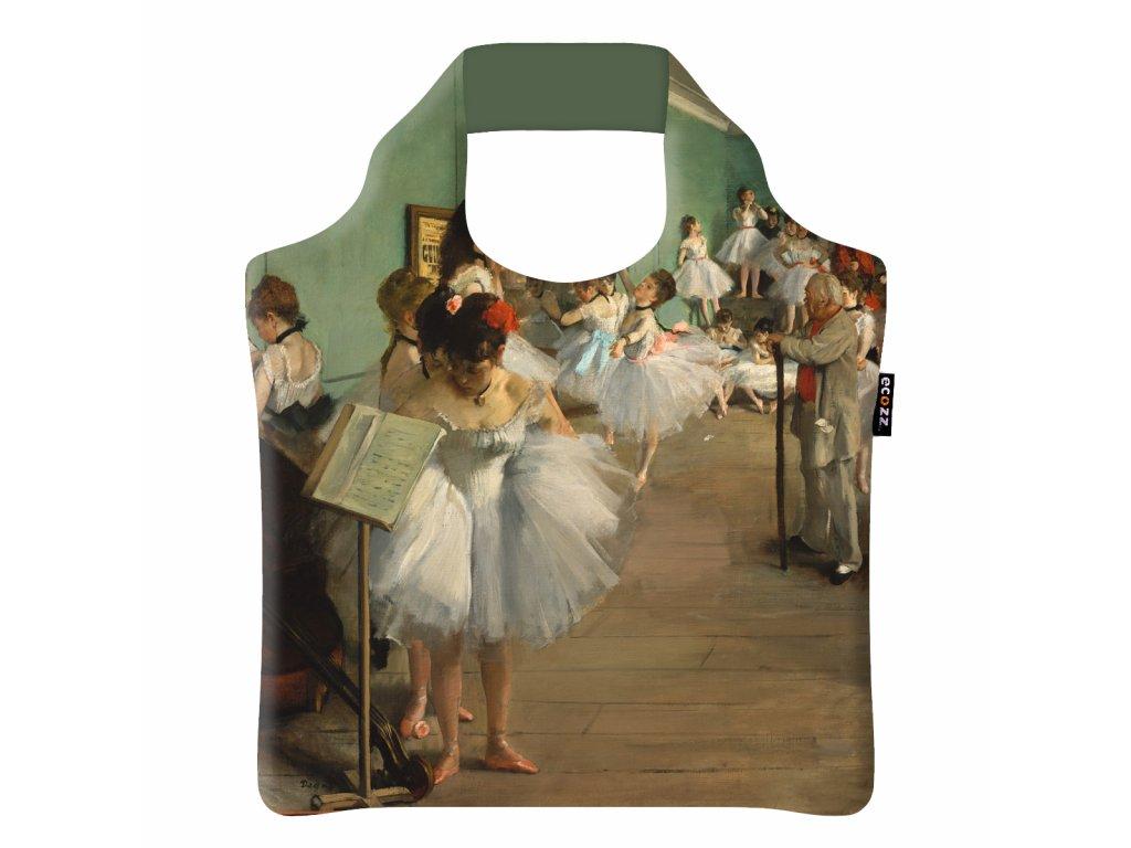 ECOZZ nákupní taška The Dance Class
