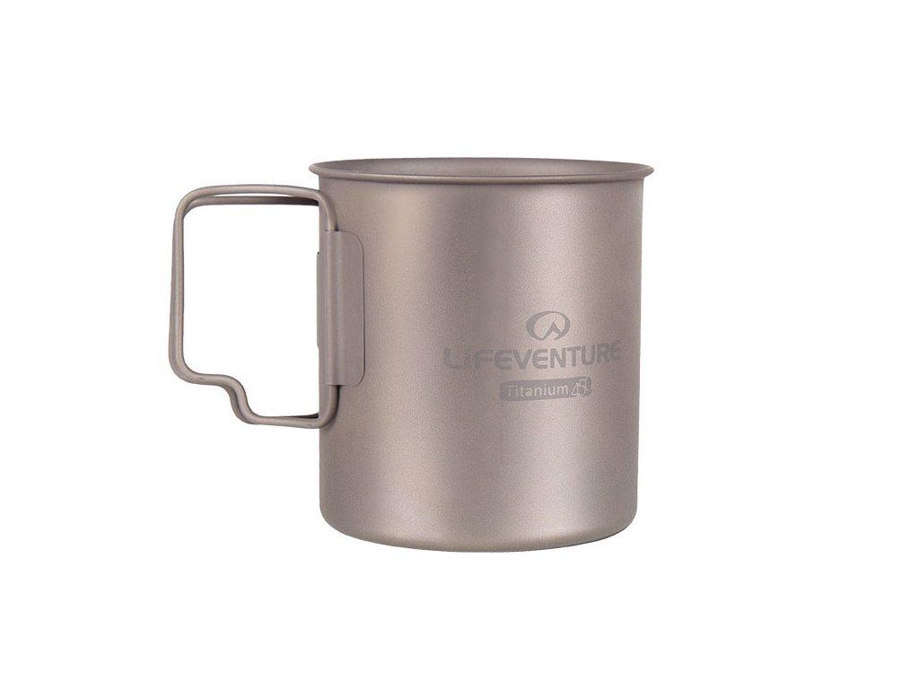 Lifeventure - ultralehký hrnek Titanium Mug