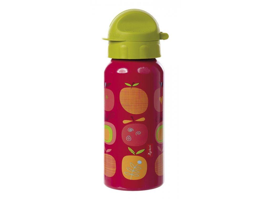 Sigikid  - Jablíčko APFELHERZ lahev na pití 0,4l