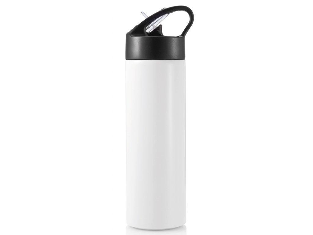 XD Design lahev SPORT s brčkem 500 ml bílá