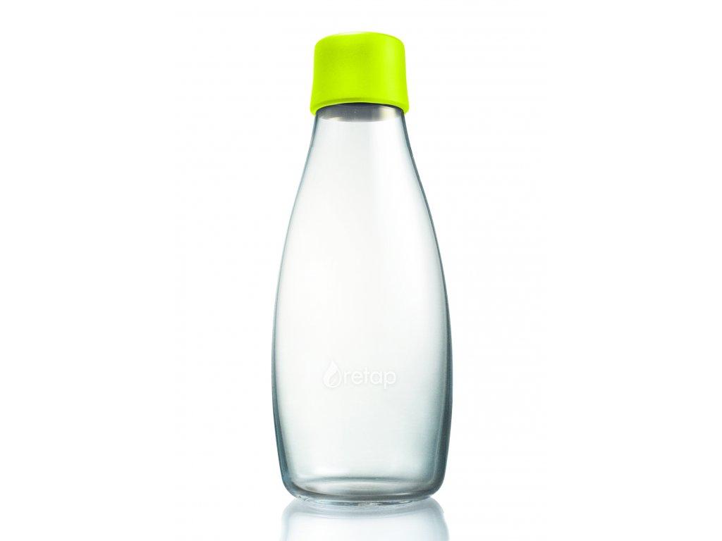 Retap skleněná láhev 0,5l limetková