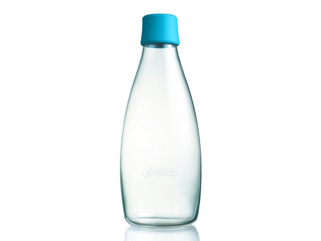 retap lahev 800 ml azurová
