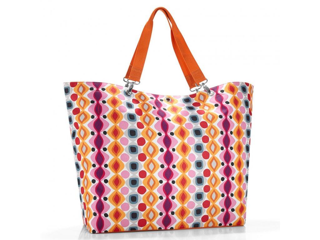 Reisenthel - taška ( plážová ) Shopper XL RETRO