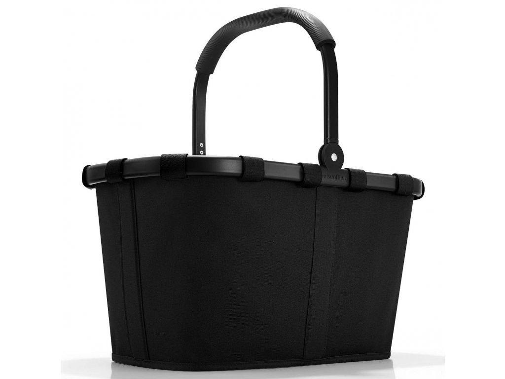 Reisenthel - nákupní košík Carrybag frame black/black