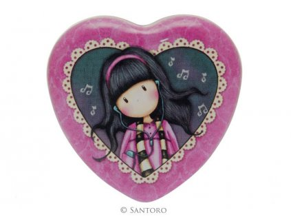 SANTORO dekorativní krabička LITTLE SONG