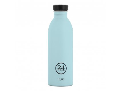 24Bottles - nerezová lahev Urban Bottle 500 ml Cloud Blue
