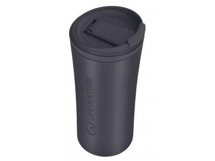 LifeVenture - cestovní hrnek Ellipse Travel Mug 300 ml šedý