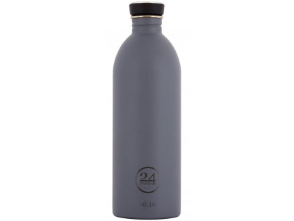 Nerezová lahev na piti Urban Bottle 1000 ml grey