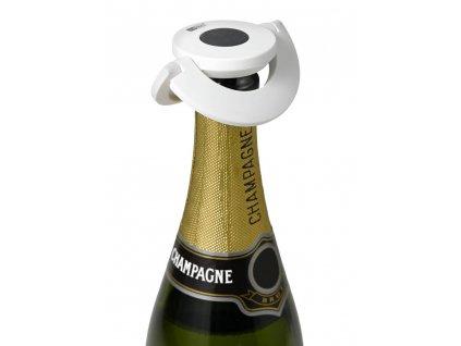 AdHoc - Zátka na šampaňské GUSTO bílá 1