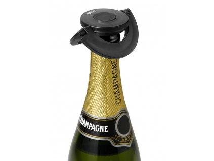 AdHoc - Zátka na šampaňské GUSTO černá 1