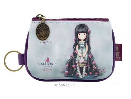 SANTORO - malá peněženka ROSIE