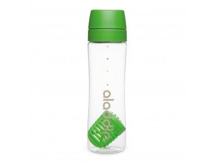 Aladdin láhev s infuzerém na ovoce nebo bylinky 700 ml zelená 1