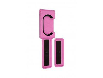 Cycloc - ENDO držák na kolo růžový