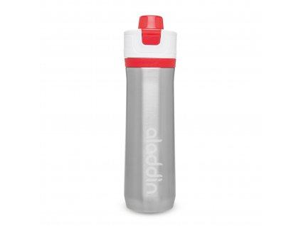 Aladdin sportovní vakuová láhev na vodu 600ml červená 1