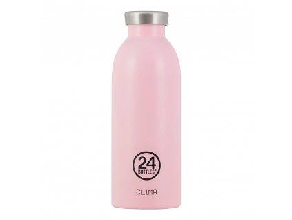 Designová termoláhev pro ženy Clima Bottle Candy Pink 500 ml 1